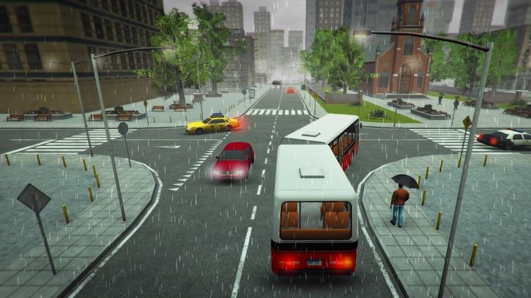 Bus Simulator PRO 2017 screenshot-3