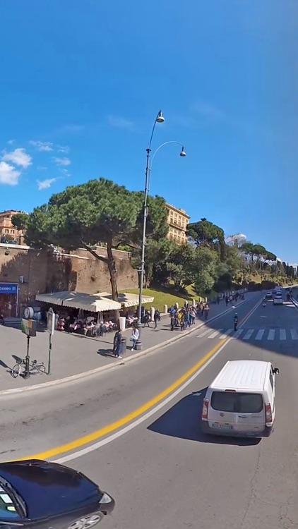 VR Rome Bus Tour Virtual Reality 360 screenshot-4