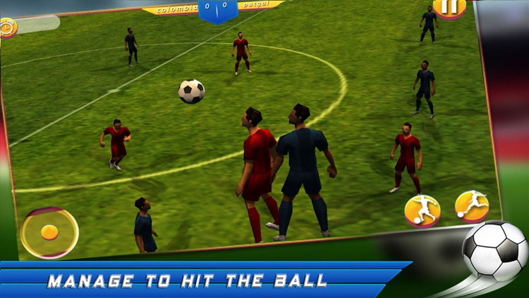Mobile Soccer 2017 screenshot-1