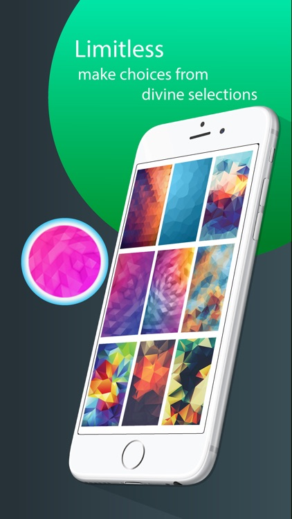 Retina Wallpapers & Backgrounds ™ Pro screenshot-4