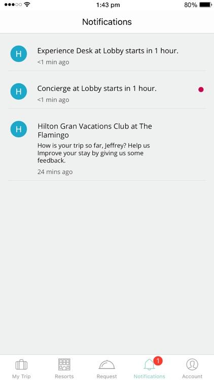 Hilton Grand Vacations screenshot-4