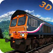 火车模拟器传动系发动机