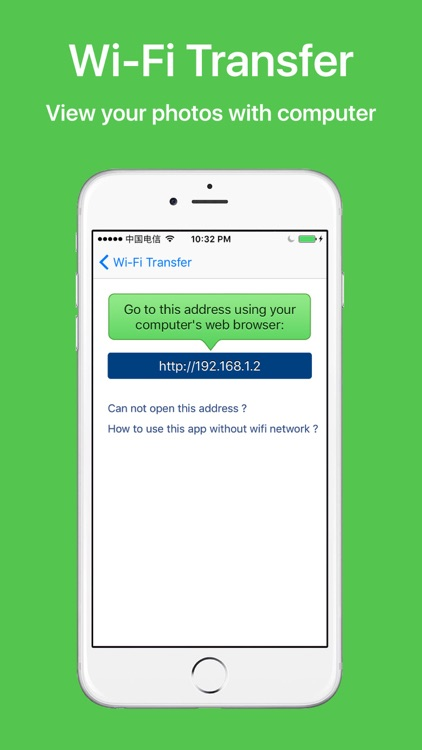 WiFi Transfer - Photo Manager screenshot-3