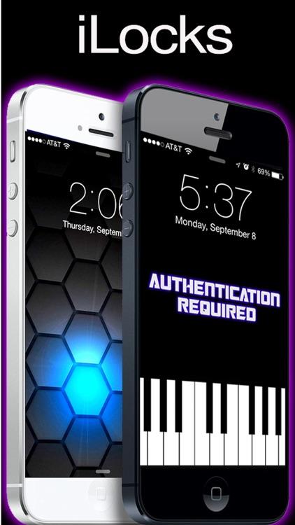 iLocks - New Lock Screen Wallpapers for iPhone