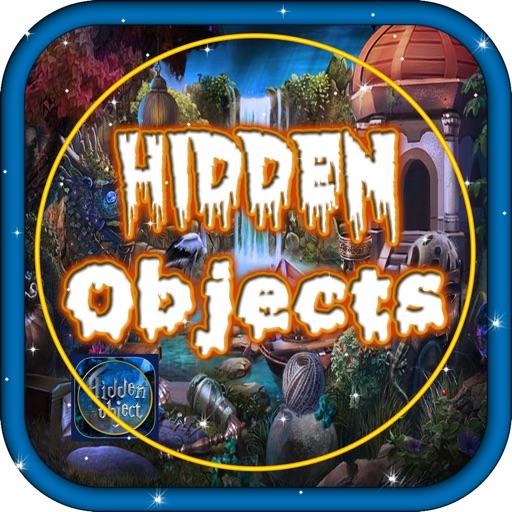 Save The Evil Hidden Objects - Halloween Mania