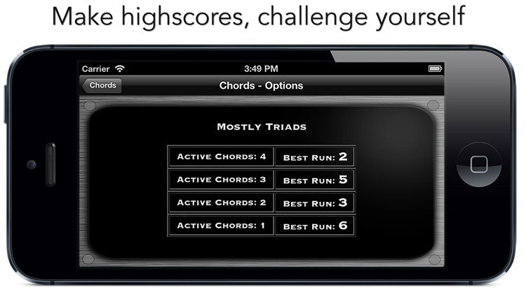 goodEar Chords - Ear Training screenshot-3