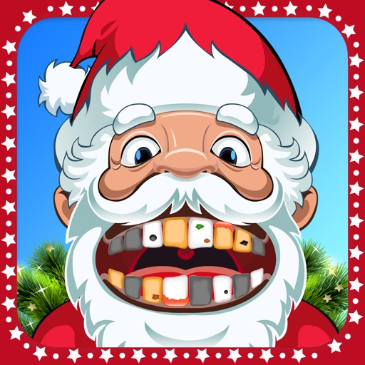 Christmas Dentist Doctor Kid Games (Girls & Boys)