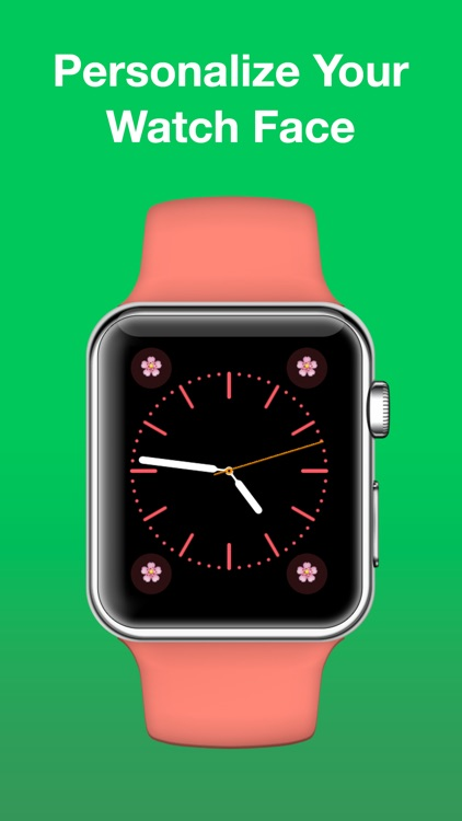Personal - Emoji, Note & Reminders for Watch Faces screenshot-3