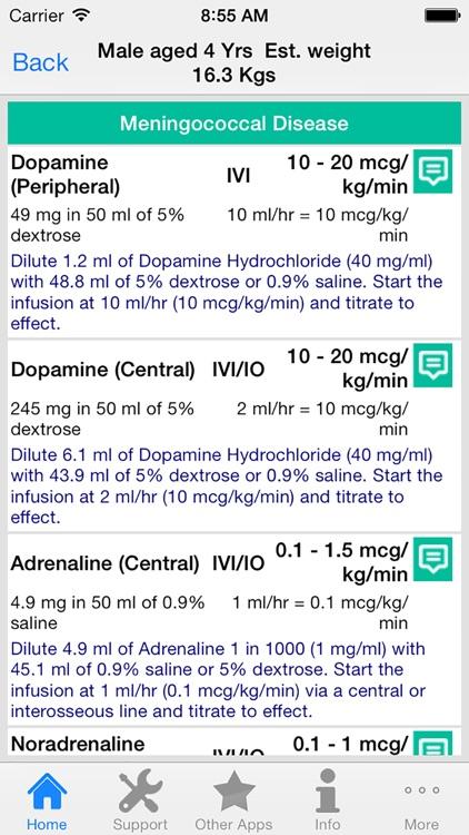 Paediatric Emergencies screenshot-3