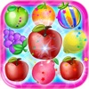 The fruit bejewel GO90 - free game puzzle 2017
