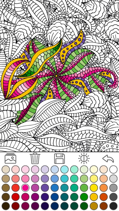 Screenshot 6 For Mindfulness Coloring