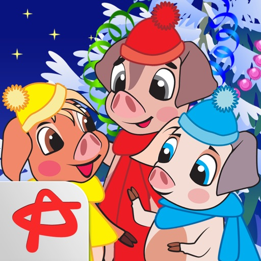 Christmas Night: Three Little Pigs Free Adventure