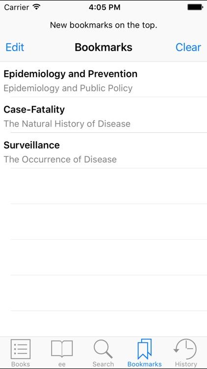 Epidemiology, 5th Edition screenshot-4