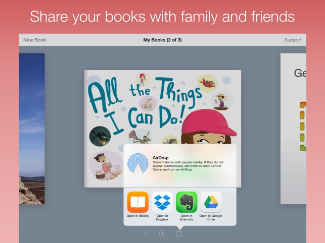 Book creator for ipad on the app store book creator for ipad on the app store fandeluxe Choice Image
