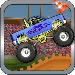 Monster trucks Xtreme Hill Climb HD - Offroad Nitro Car Speed Racing