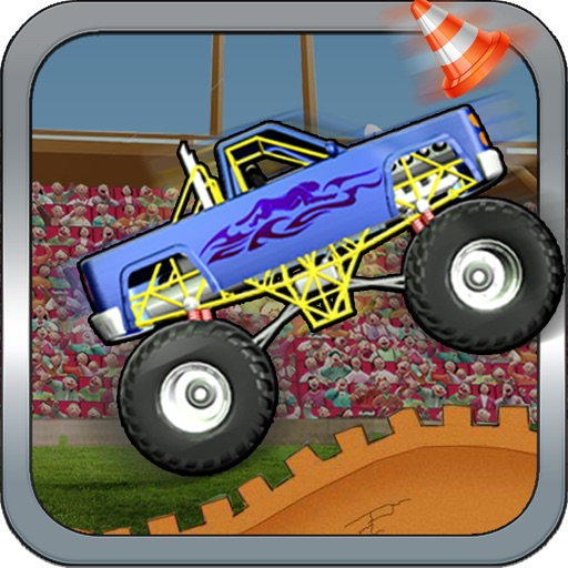 Monster trucks Xtreme Hill Climb HD - Offroad Nitro Car Speed Racing