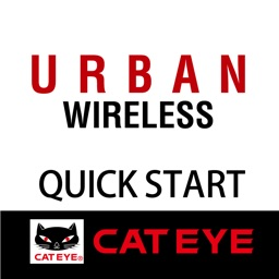 CatEye URBAN Wireless Computer Quick Start
