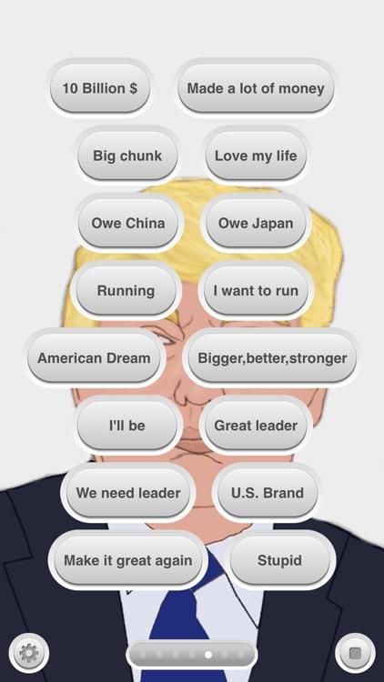 President Trump Soundboard screenshot-4