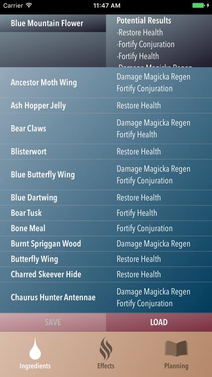 Alchemy Freemium for SKYRIM® by Joshua Holt