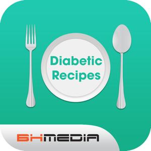 Diabetic Recipes - healthy cooking tips, ideas app