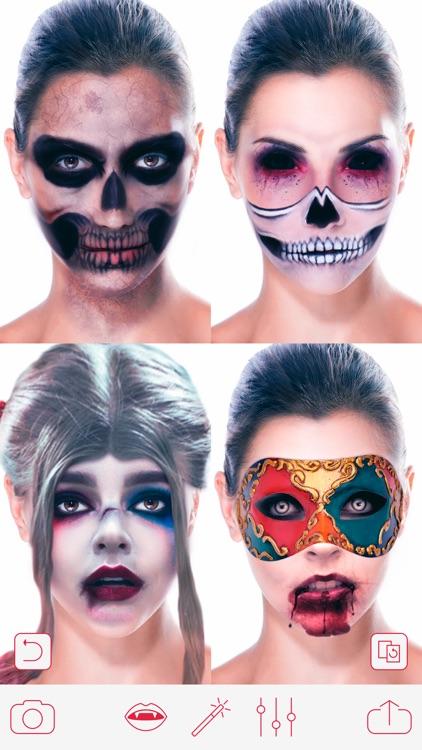 Halloween Makeup Photo
