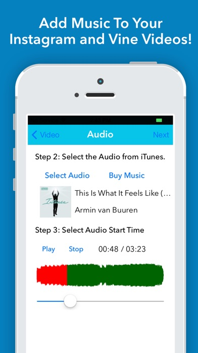 Screenshot for Background Music For Video Pro in Sweden App Store