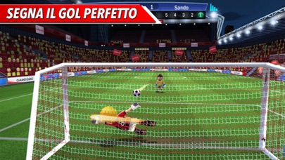 Screenshot of Perfect Kick5