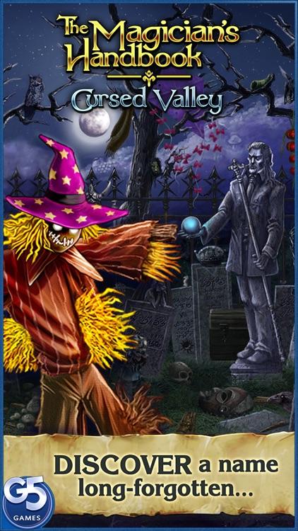The Magician's Handbook: Cursed Valley (Full) screenshot-0