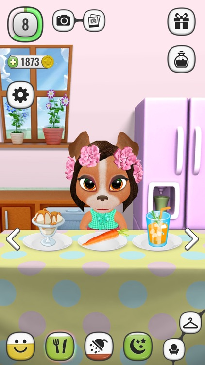 ! My Talking Lady Dog - Virtual Pet screenshot-4
