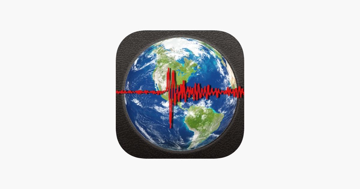 Earthquake worldwide coverage of natural
