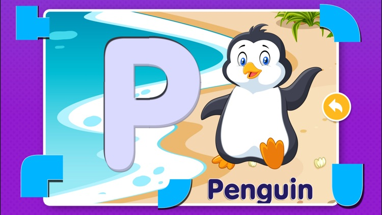Little Children's Educational Swanky Alphabet Puzzle Game