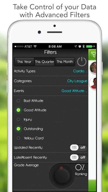 iGrade for Baseball Coach (Scoring, Lineup, Notes) screenshot-4