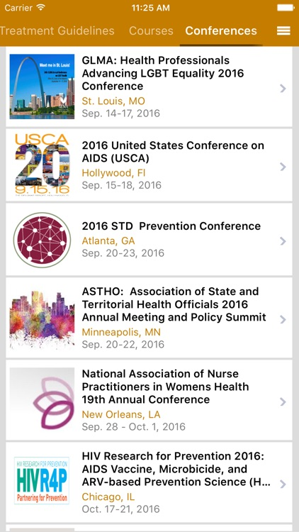 STD Clinical Toolbox for iPhone screenshot-3