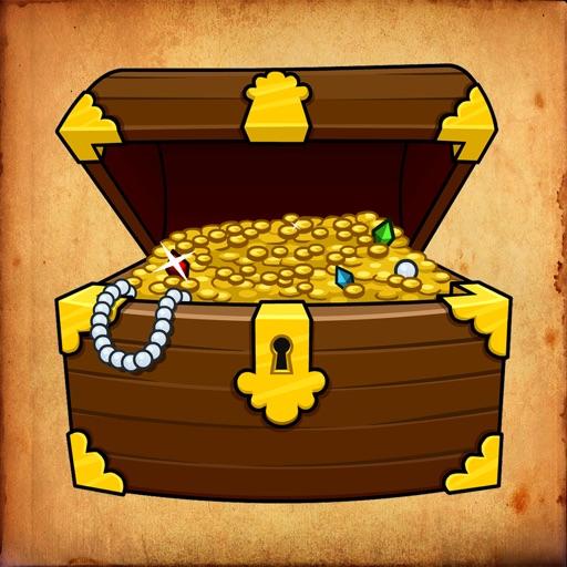 Treasure Key - The hidden world