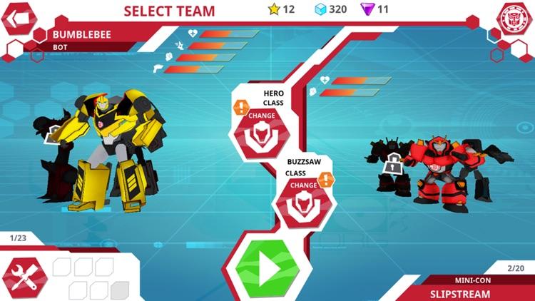 Transformers: Robots in Disguise screenshot-3