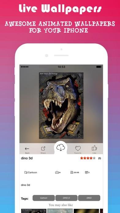 PHONEKY - Free iPhone Ringtones & Live Wallpapers screenshot three