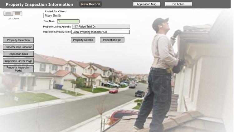 Realty CRM Inspection DB screenshot-4