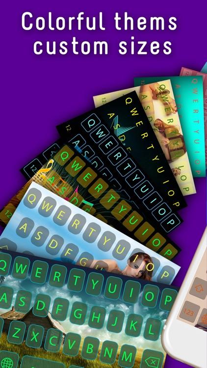 InstaMoji Keyboard Creator - Custom Keyboard Maker