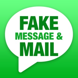 Prank For Message & Mail - Create and send Fake Text, Fake Messages