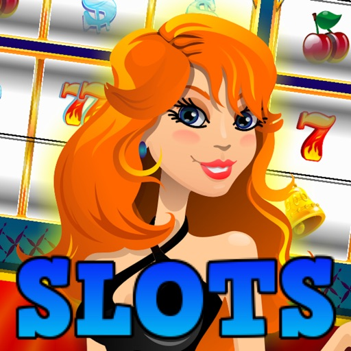 Sizzling Flaming 7 Slots