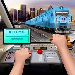 Drive Subway In City Simulator