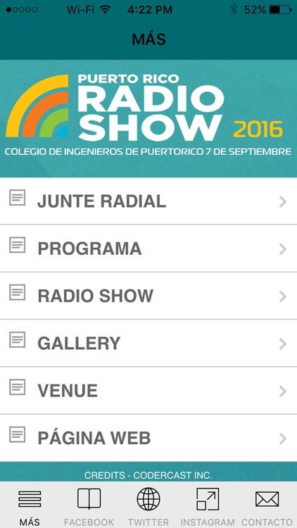 PR Radio Show