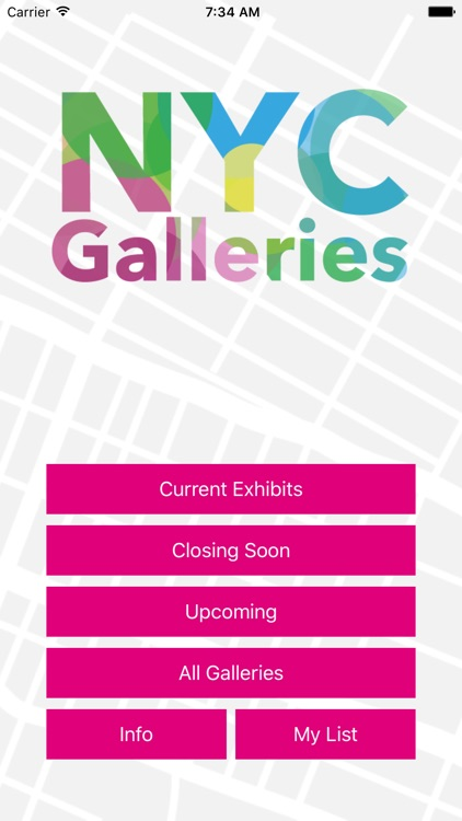 NYC Galleries