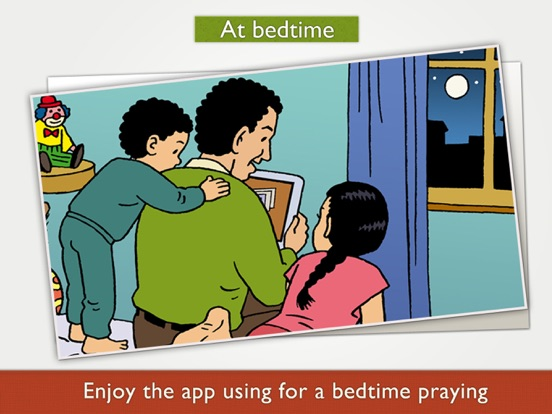 Children's Bible Daily Prayers for Family & Schoolのおすすめ画像4