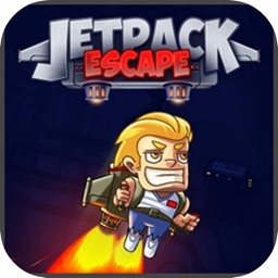 Jetpack Escape - Jump Up Endless