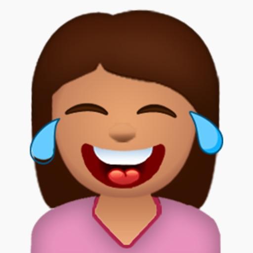 BFF Julia – Fun Girly Emoji Stickers for iMessage