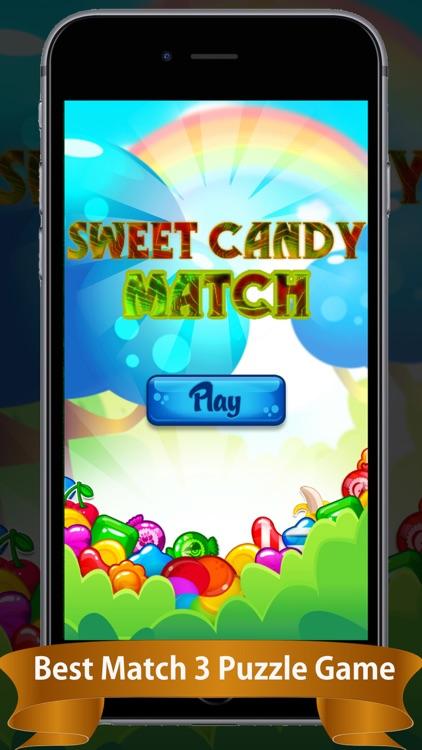Candy Mania Match 3 Blast Puzzle screenshot-3