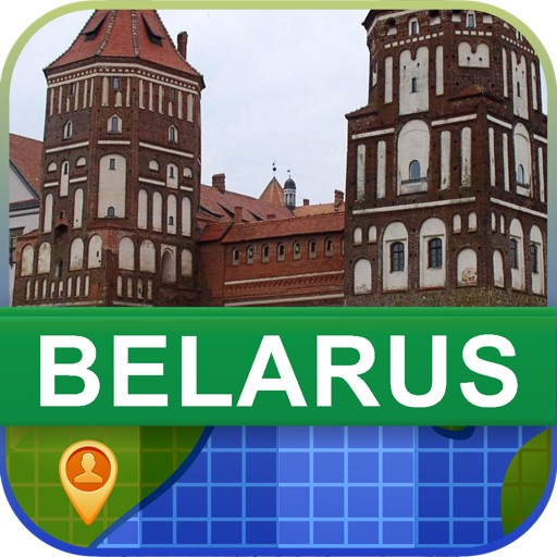 Offline Belarus Map - World Offline Maps