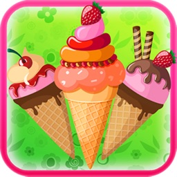 Delicious Ice Cream Sundae Maker: Ice-Cream Maker