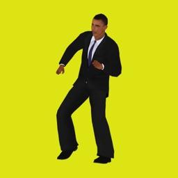 Dancemoji for Obama ( Animated )
